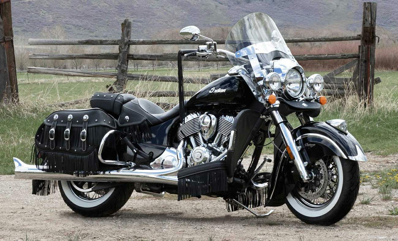 Indian Chief Vintage technical specifications